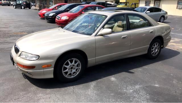 1995 Mazda Millenia Base