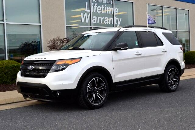 Used 2015 Ford Explorer, $34999