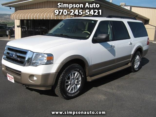 2013 Ford Expedition EL EL XLT 4WD