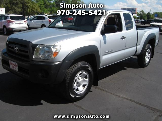 2009 Toyota Tacoma PreRunner Access Cab V6 2WD