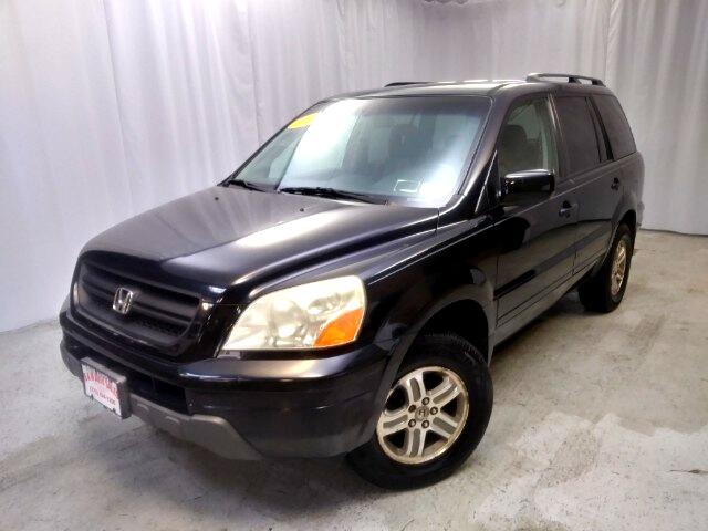 2003 Honda Pilot EX w/ Leather and DVD