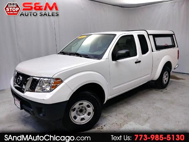 2012 Nissan Frontier S King Cab 2WD
