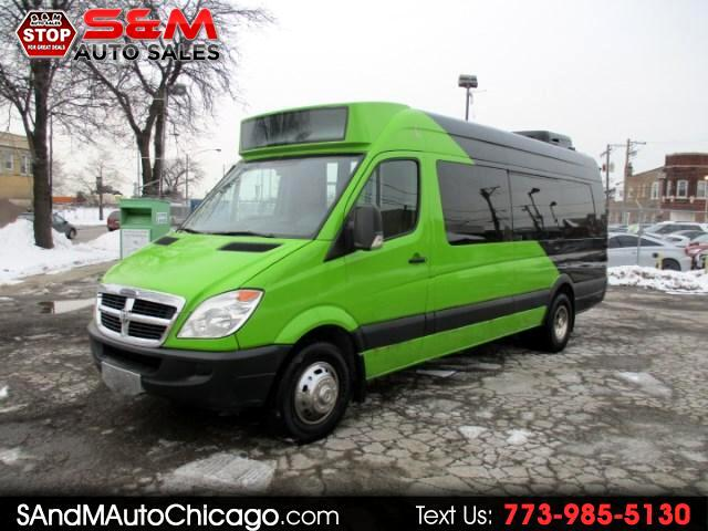 2009 Dodge Sprinter Van 3500 170-in. WB