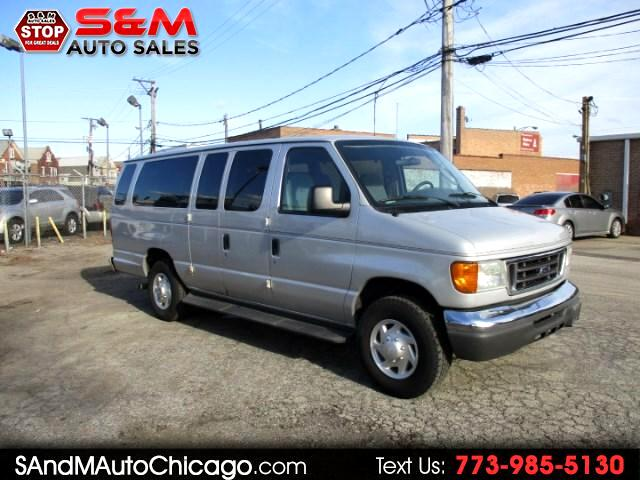 2007 Ford Econoline E-350 Super Duty Extended