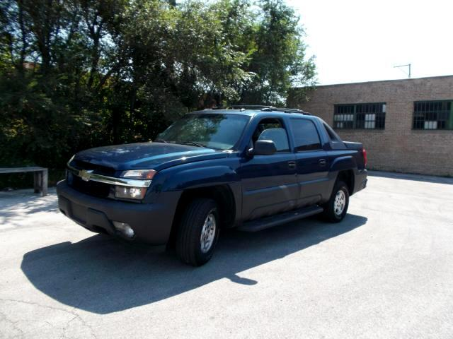 2005 Chevrolet Avalanche