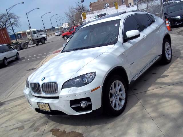 2010 BMW X6