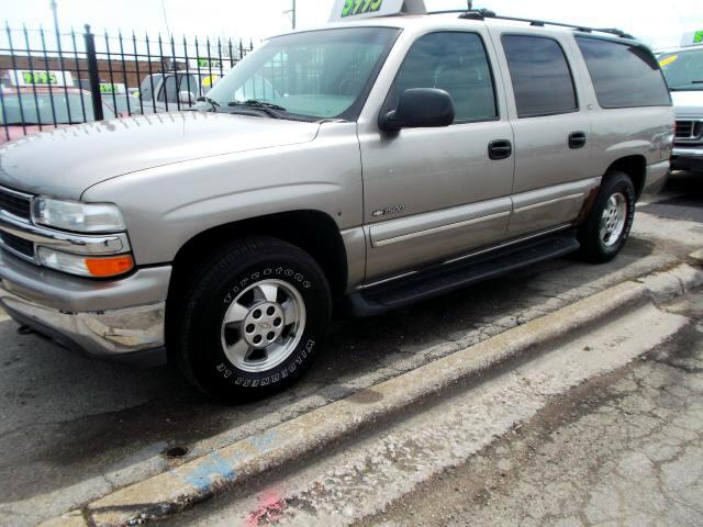 2000 Chevrolet Suburban