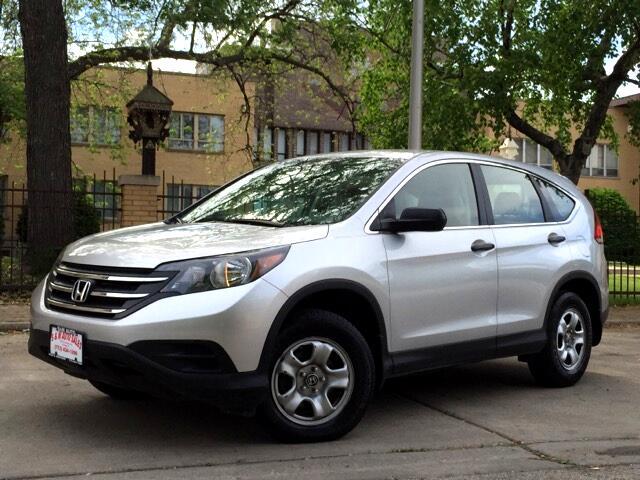 2013 Honda CR-V LX 4WD 5-Speed AT