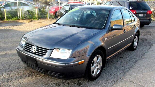 2005 Volkswagen Jetta GLS 2.0L PZEV