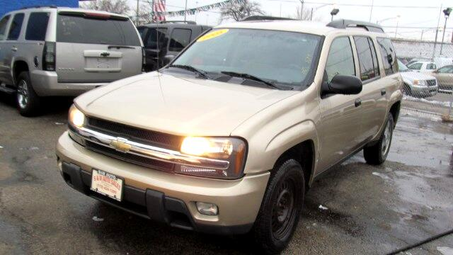 2005 Chevrolet TrailBlazer EXT LT 4WD