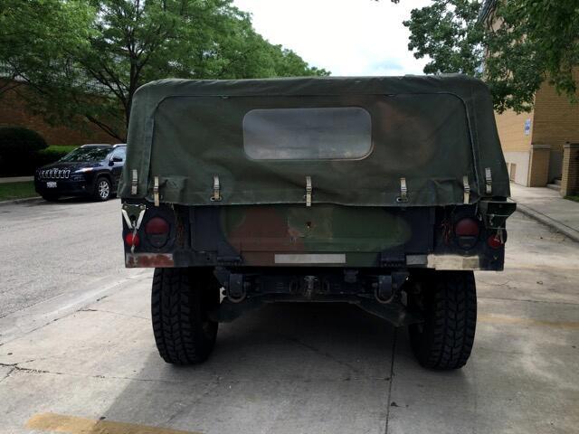 1987 HUMMER H1 Wagon 4WD