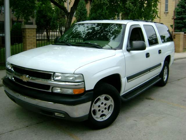 2004 Chevrolet Suburban