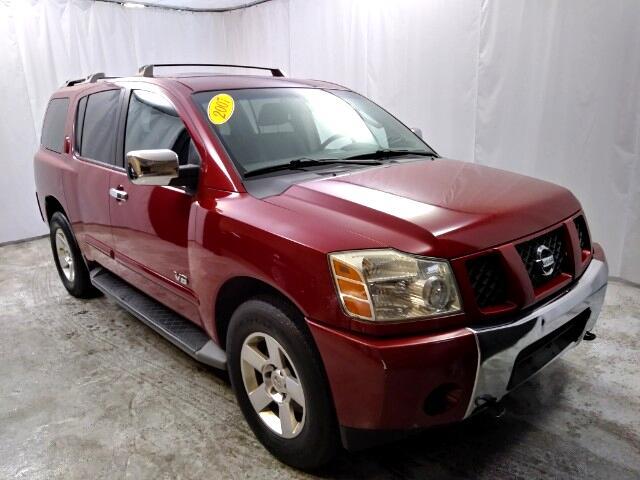 2007 Nissan Armada LE 4WD
