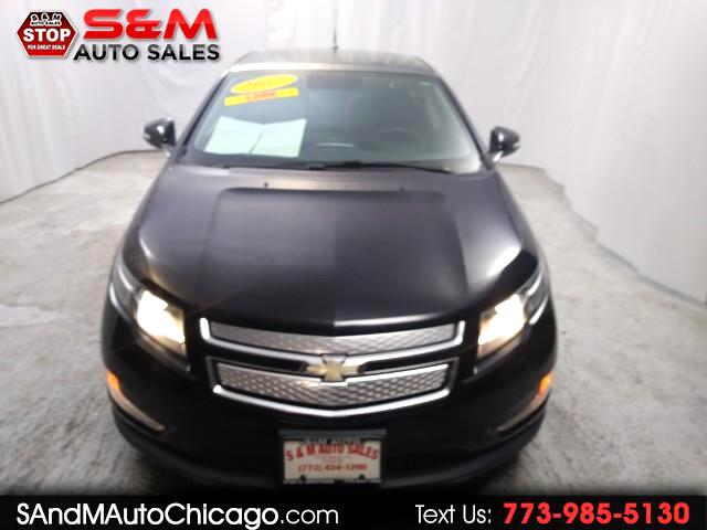 2012 Chevrolet Volt Standard