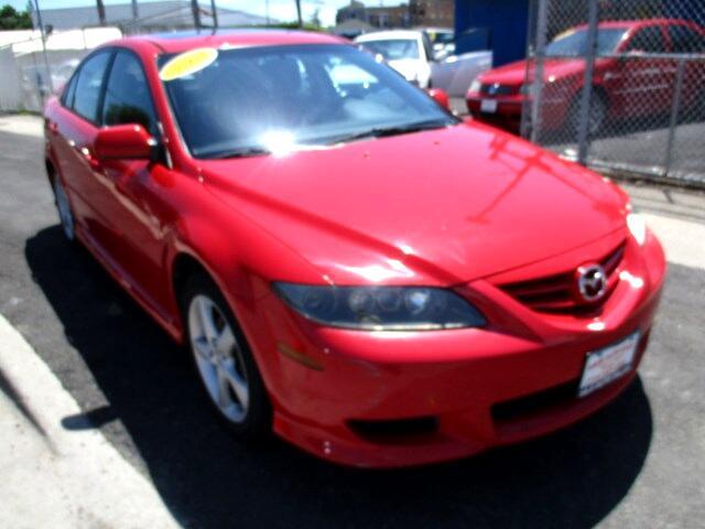 2004 Mazda MAZDA6 i 5-Door