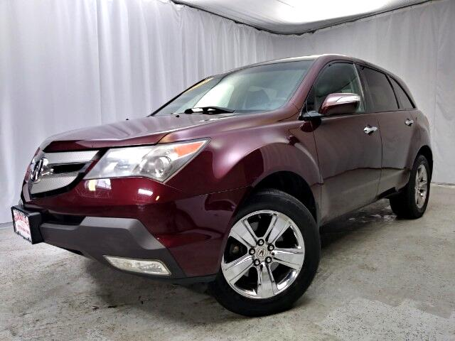 2008 Acura MDX Tech Package