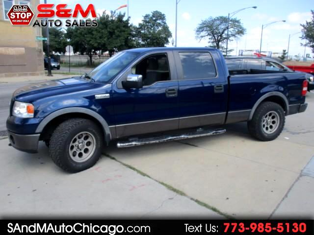 2007 Ford F-150 FX4 SuperCrew 6.5-ft. Bed 4WD