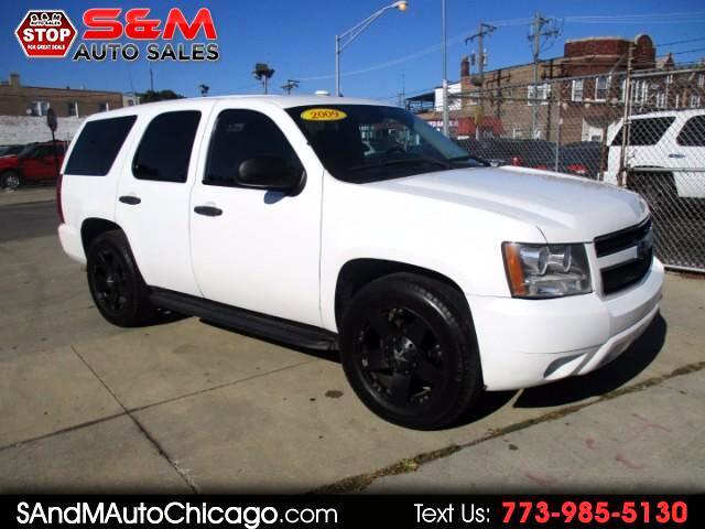 2009 Chevrolet Tahoe 2WD - Police/Special Service