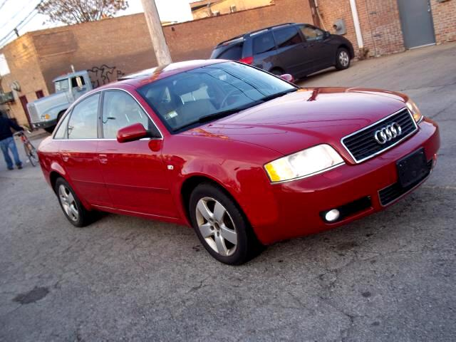 2002 Audi A6