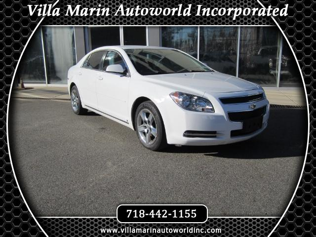 2009 Chevrolet MALIBU LT Base