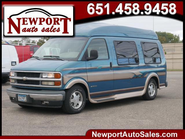 1998 Chevrolet Express G1500 Cargo