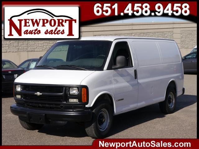 2002 Chevrolet Express 3500 Cargo