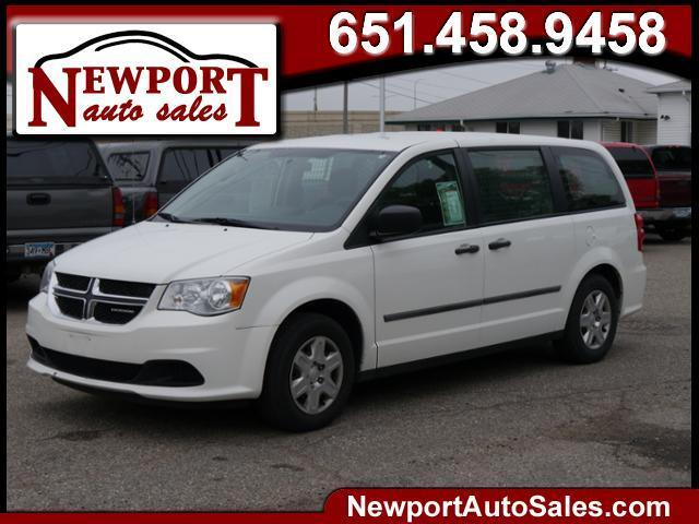 used 2011 dodge grand caravan cargo van for sale in newport mn 55055 newport auto sales. Black Bedroom Furniture Sets. Home Design Ideas