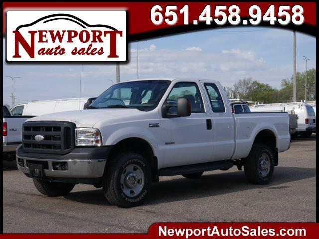 2007 Ford F-350 SD XL SuperCab 4WD