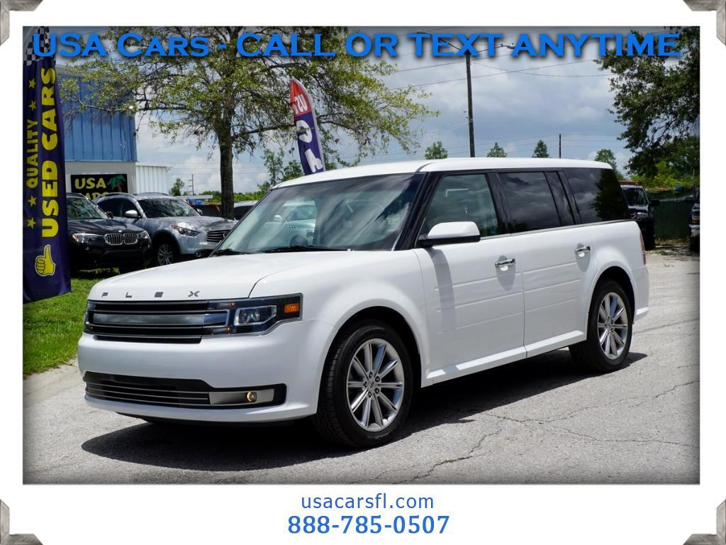 2016 Ford Flex Limited FWD