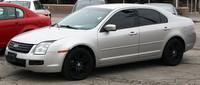 2007 Ford FUSION SEL SEL