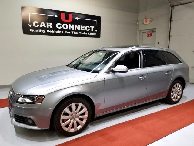 2011 Audi A4 Avant 2.0T quattro Tiptronic