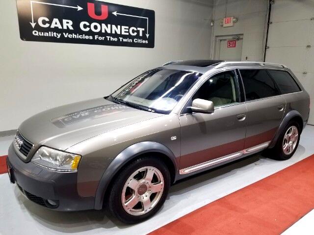 2004 Audi allroad quattro 2.7T