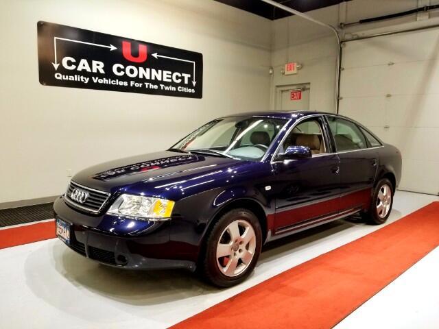 2001 Audi A6 2.7T