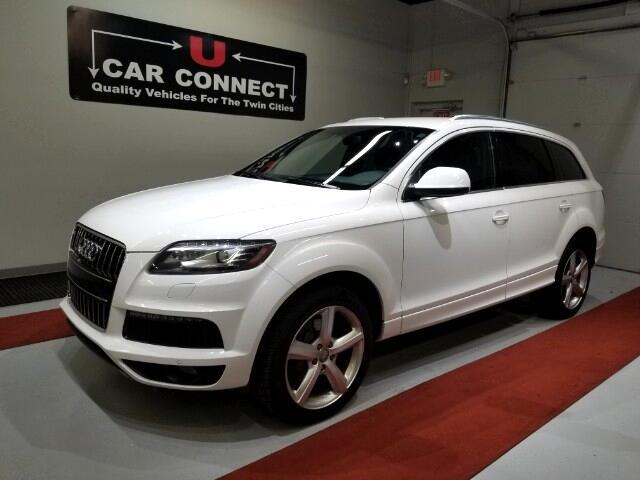 2011 Audi Q7 3.0 S Line Prestige quattro