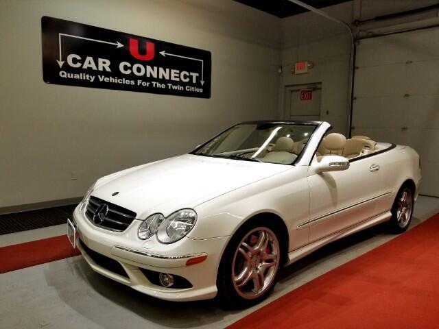 2009 Mercedes-Benz CLK-Class CLK550 Cabriolet