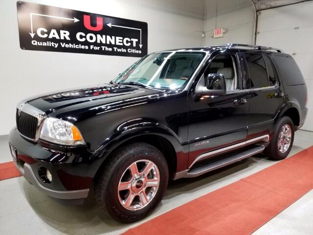 2004 Lincoln Aviator AWD Luxury