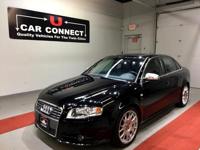2006 Audi S4 Sport Sedan with Tiptronic
