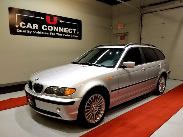 2003 BMW 3-Series Sport Wagon 325xi