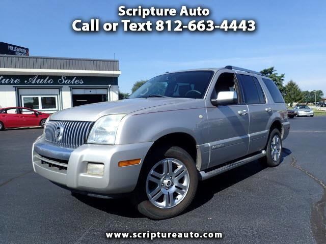 2007 Mercury Mountaineer Premier 4.0L AWD