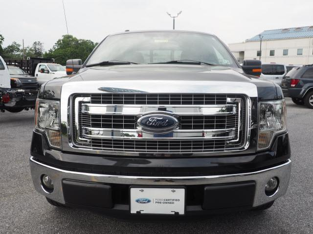 2013 Ford F-150 2WD SuperCab 145 XLT