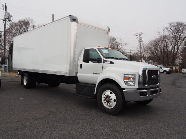 2016 Ford F-750