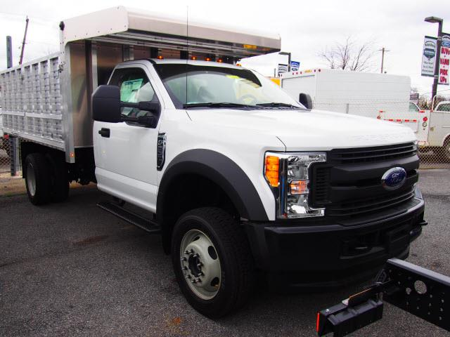2017 Ford F-550 XL 660A - 12' EBY LANDSCAPER