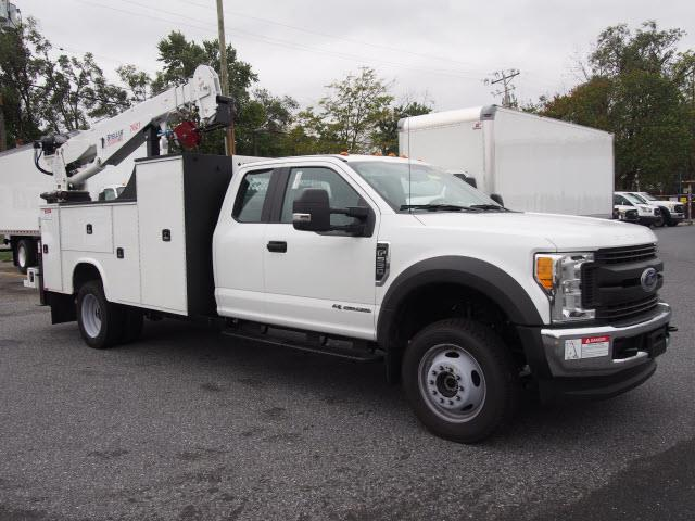 2017 Ford F-550 SuperCab DRW 4WD
