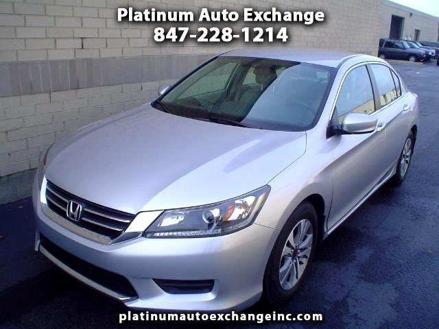 2014 Honda Accord LX Sedan