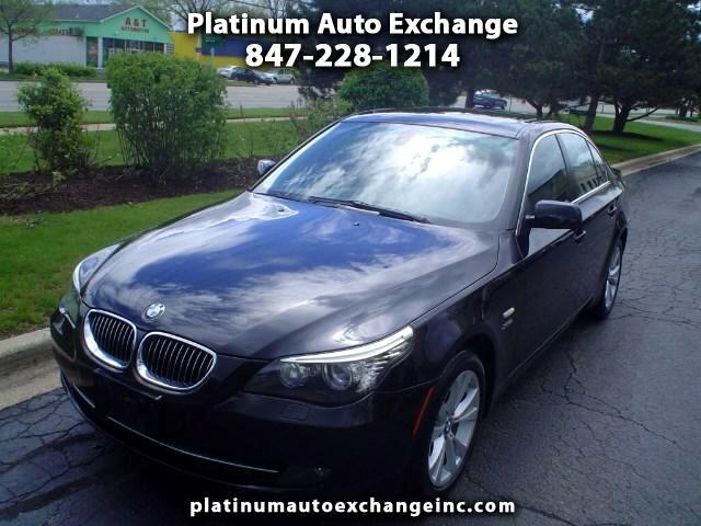 2009 BMW 5-Series 535xi