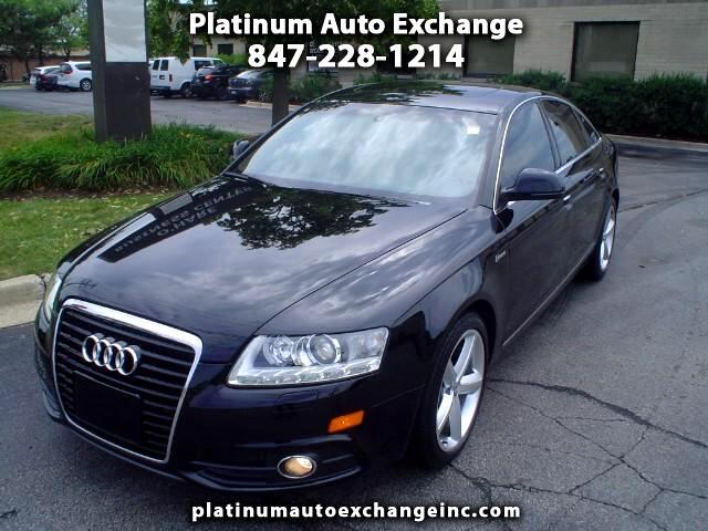 2011 Audi A6 3.0T Prestige Quattro