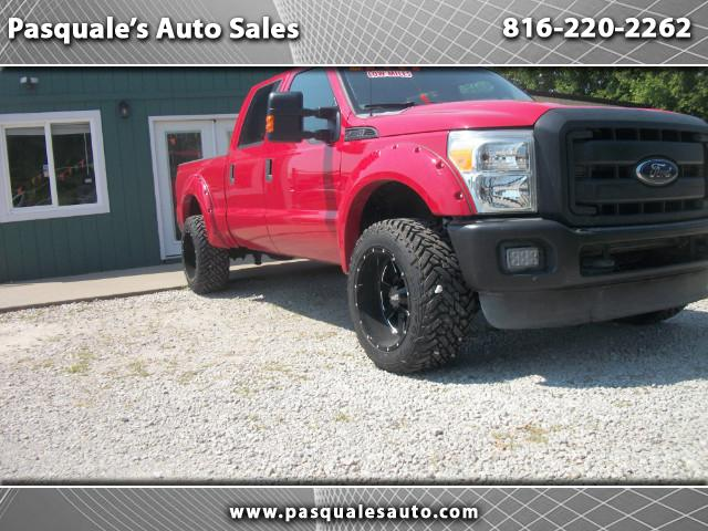 2012 Ford F-250 SD Crew Cab 4WD