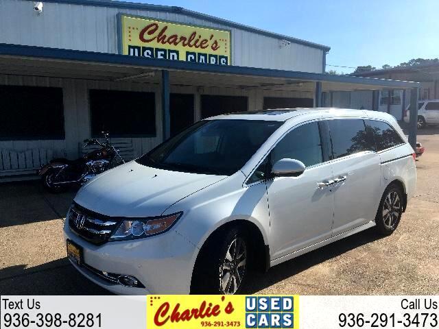 2014 Honda Odyssey Touring w/DVD/NAV