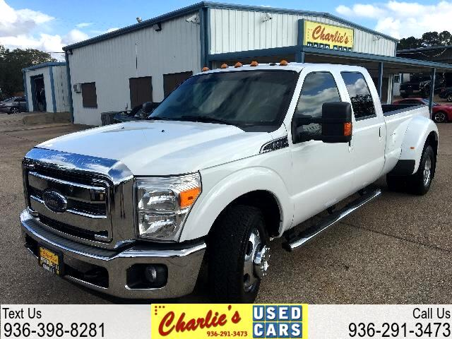2014 Ford F-350 SD Lariat Crew Cab Long Bed DRW 2WD