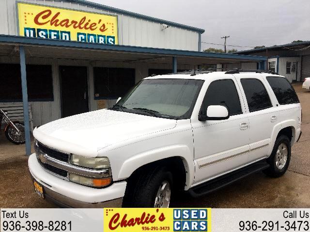 2004 Chevrolet Tahoe LT 2WD